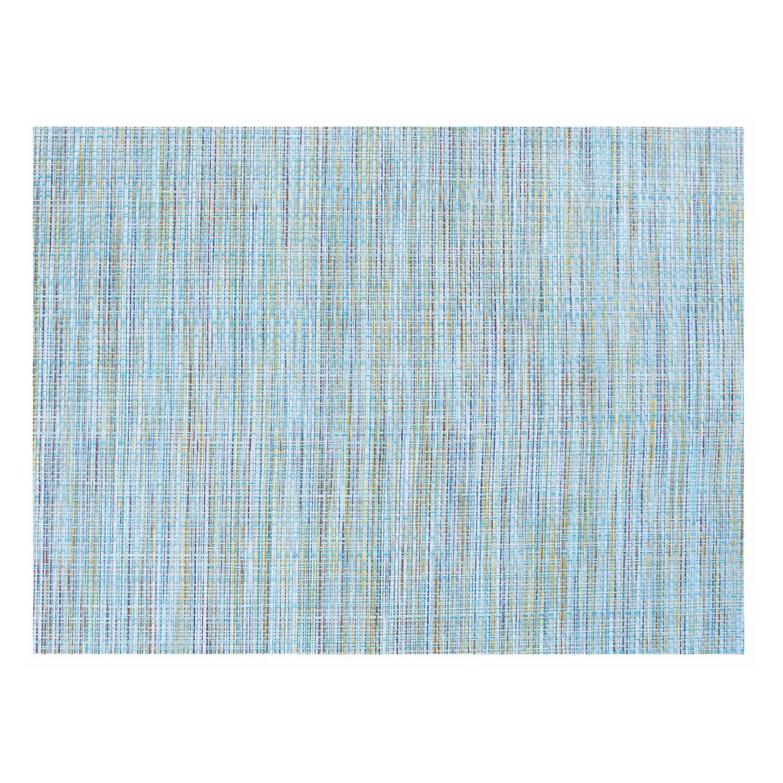 Set de table lina Turquoise/Multicolore 33 x 45