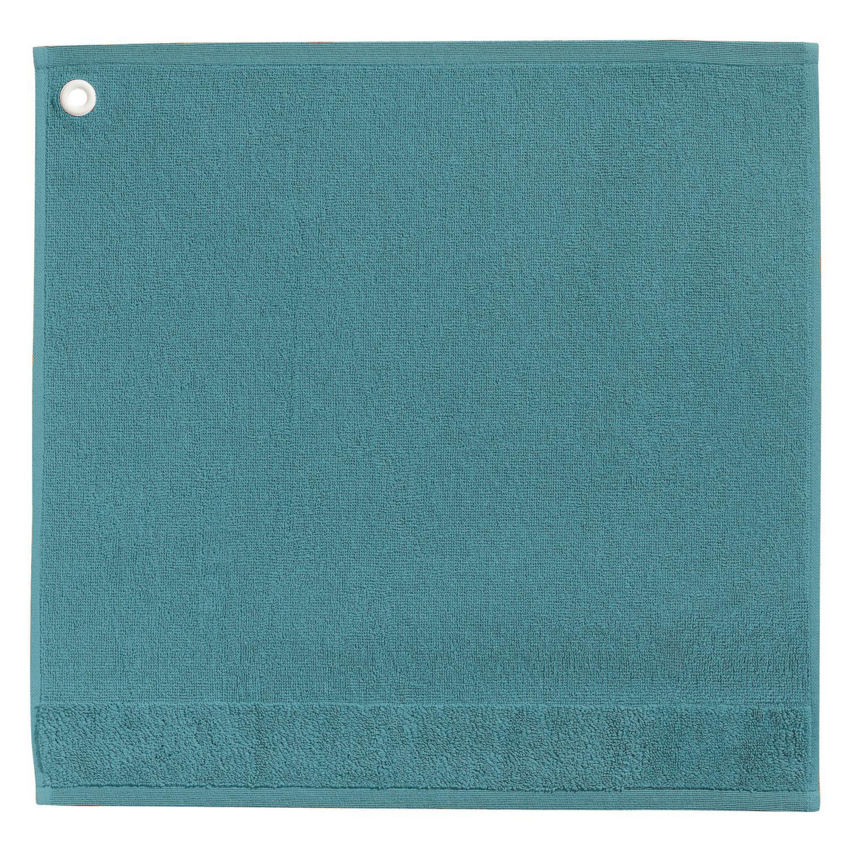 Essuie-mains oeillet Curl Lichen 50 x 50