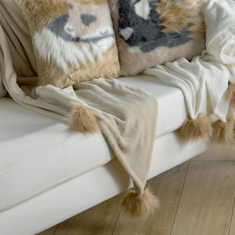 Plaid Brushy Blush 120 x 150