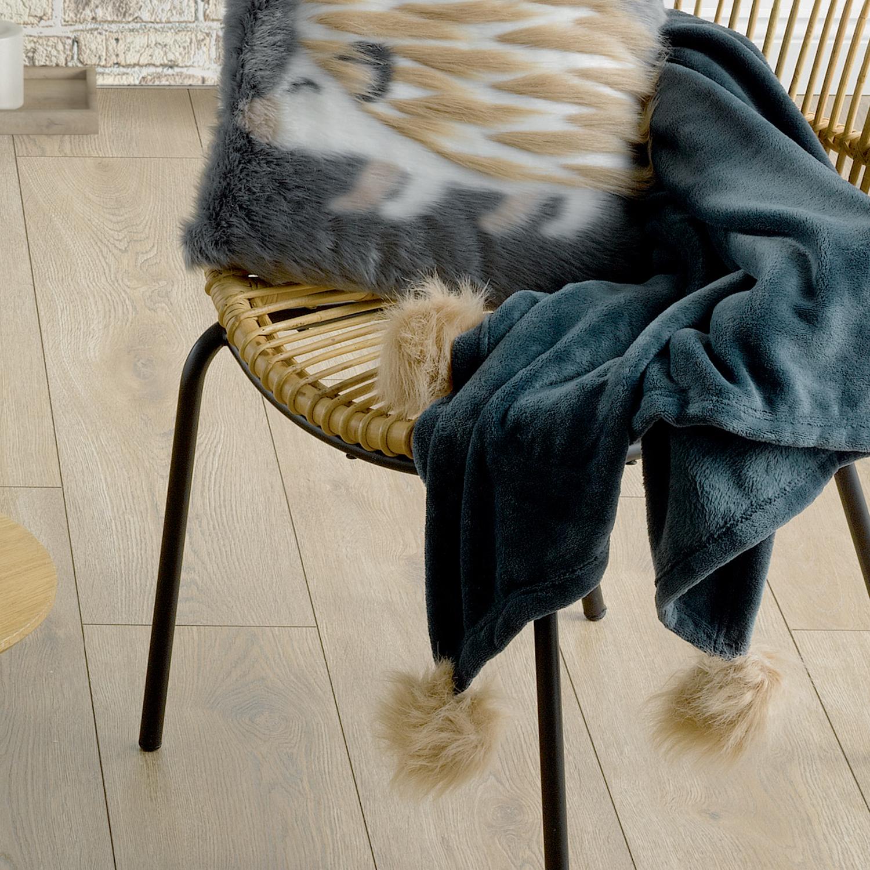 Plaid Brushy Ombre 120 x 150