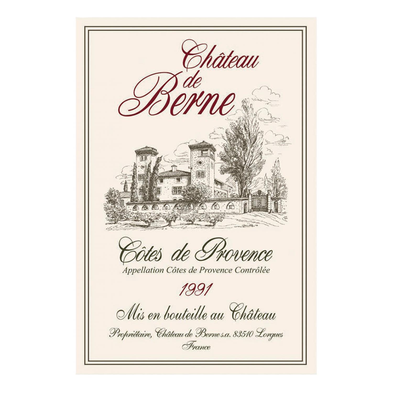 Torchon Chateau de Berne