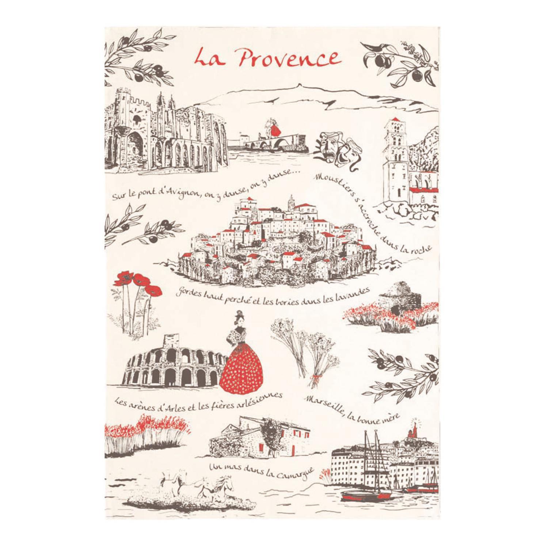Torchon La Provence