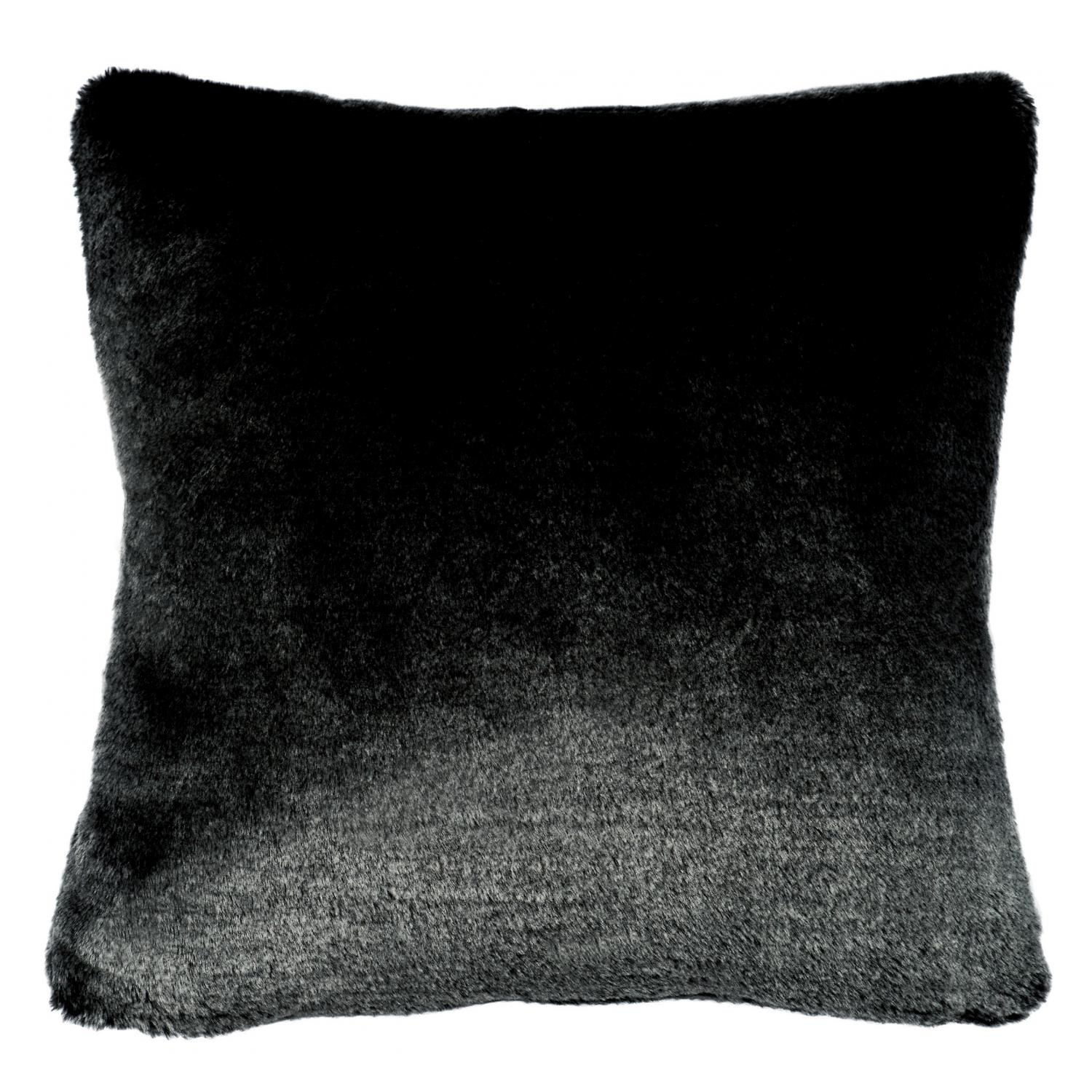 Coussin Grizzou Anthracite 40 x 40